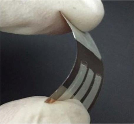 All-plastic solar cell could help power future flexible electronics